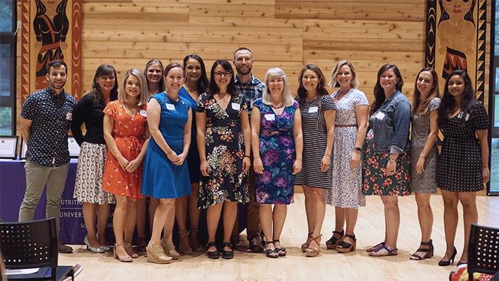 Photo of NSP graduates for 2019