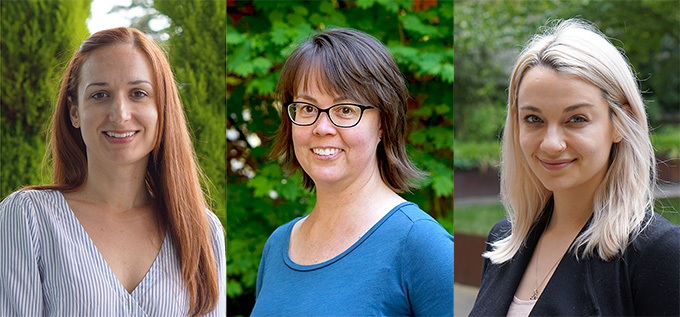 School of Public Health Excellence Award Winners for Nutritional Sciences 2019