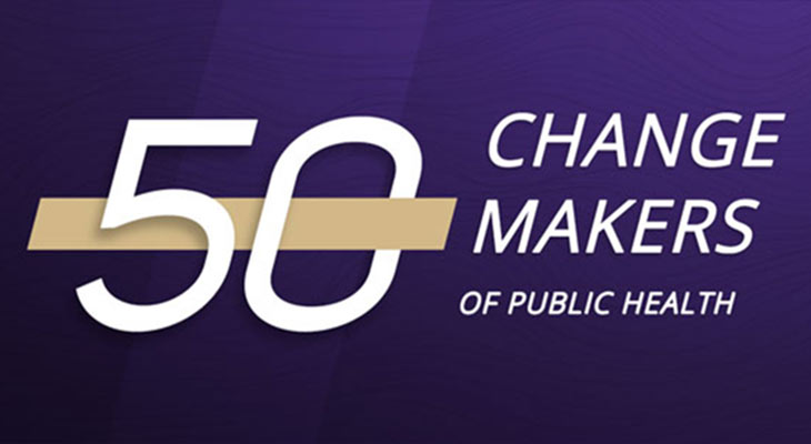 50 Change Makers of Public Health