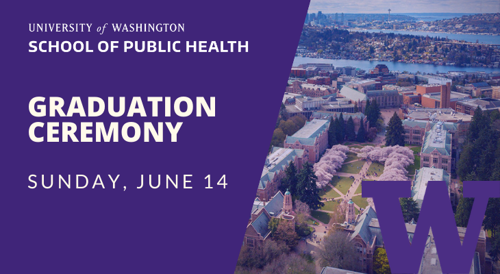 School of Public Health Graduation Ceremony June 14