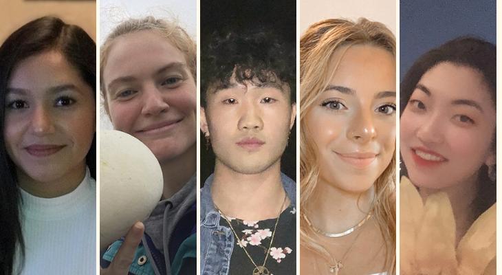 Student scholarship winners for 2020