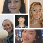 Montage of 2020 scholarship winners