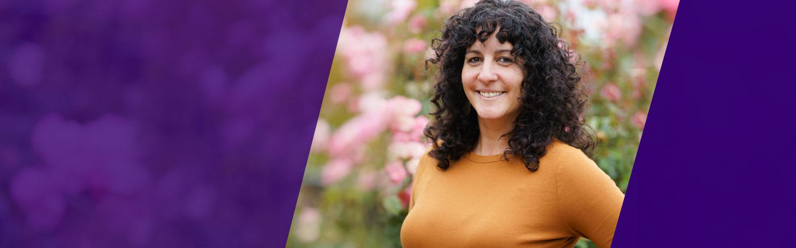 Anna Levu Fogel, UW Nutritional Sciences Student